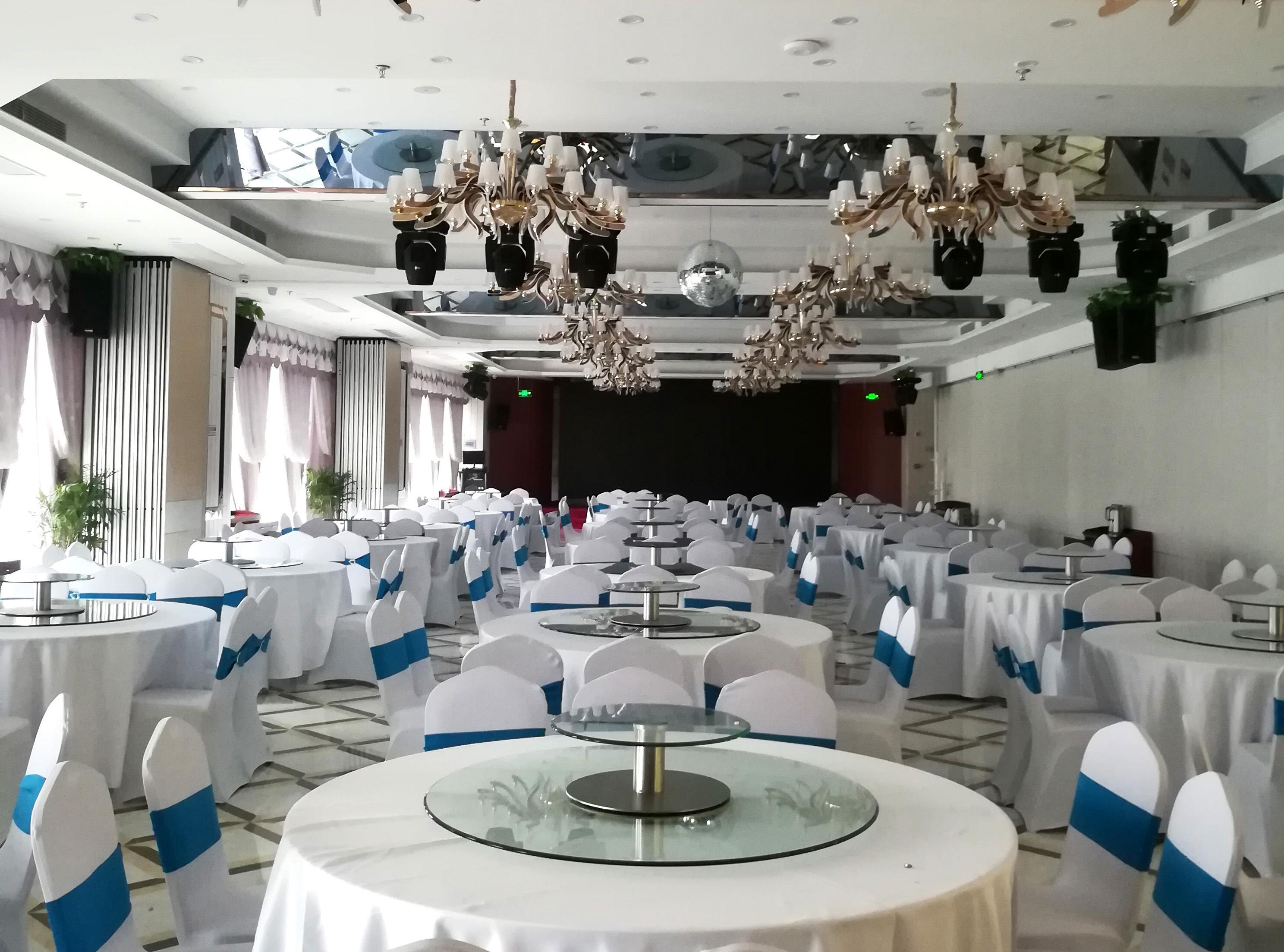 京邦電子(King-Bang)專業擴聲系成功進駐南京浦口市民中心酒店宴會廳